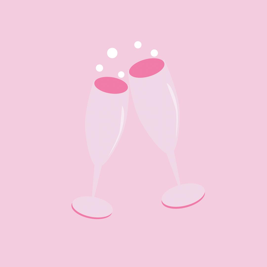 רעיונות לעיצובי שולחן למסיבת רווקות באמצעות חד פעמי