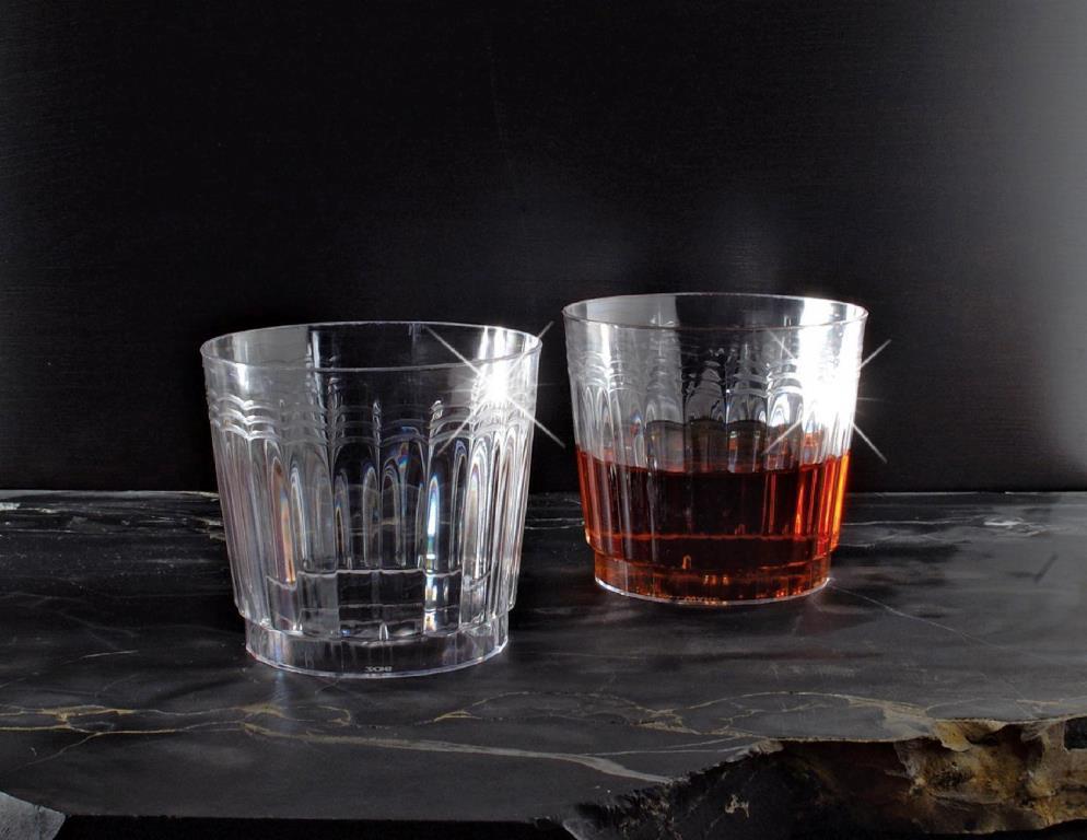 כוס קריסטל ויסקי 9 oz