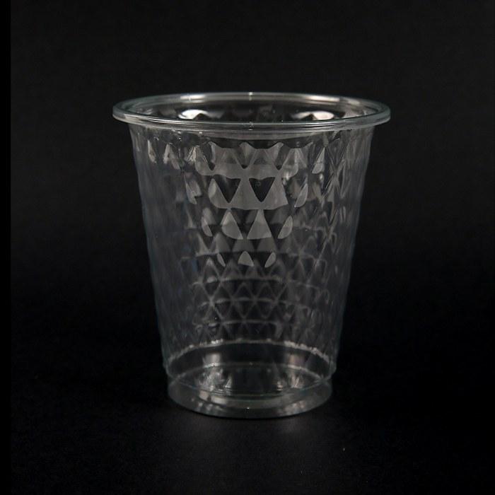 כוס יהלום - שקוף