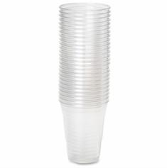 """3 כוס פלסטיק איכותית 200 מ""""ל"""