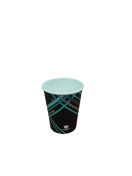 כוס נייר גודל B8